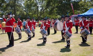 Cinque Ports Marching Band