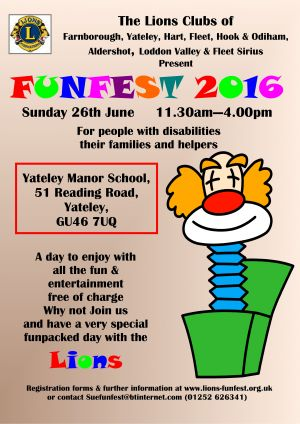 FunFest Poster 2016